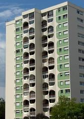 Caléides (Renaud49) Tags: immeuble angers la roseraie cité résidence