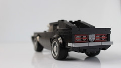 Lego Dodge Charger from Fast and Furious (hachiroku24) Tags: lego dodge charger moc fast furious car afol movie