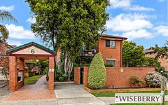 33/6 Myrtle Road, Bankstown NSW