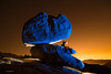 Keep Pushing!!! (darklogan1) Tags: golden blue lapedriza madrid spain girl night stars rock balance sonya7r2 zeiss nightphotography longexposure keeppusshing logan darklogan1