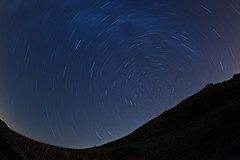 OKIMG_9195 (taymtaym) Tags: stars star trails circle scie polaris polare stella notte night sky cielo