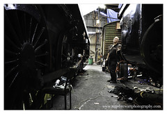 Back On Track (NiiiiiJ) Tags: 73156 steamlocomotive gcr loughborough black5 steamengine steam railways preservedrailways