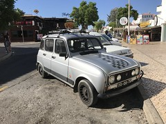 Renault 4 - Motor Vehicle - Albufeira, Algarve, Portugal (firehouse.ie) Tags: transportation transport renault4l renault4 september2017 portugal albufeira algarve vehicles vehicle vehicule automobiles automobile lauto autos coches coche cars car saloon r4 renault