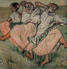 Edgar Degas - Three Russian Dancers at Nationalmuseum Stockholm Sweden (mbell1975) Tags: stockholm stockholmslän sweden se edgar degas three russian dancers nationalmuseum museum museo musée musee muzeum museu musum müze museet finearts fine arts gallery gallerie beauxarts beaux galleria painting impression impressionist impressionism french
