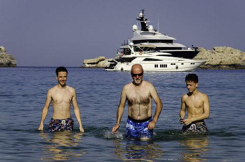 The Oligarch Wades Ashore