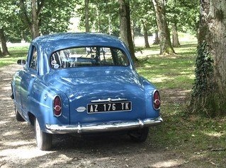 1956 SIMCA Aronde 1300 Berline
