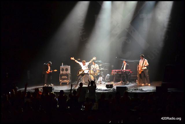 Frank Turner & The Sleeping Souls - Keller Auditorium, Portland, OR - 09/11/17