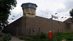 Berlin-Hohenschönhausen Memorial, the former secret Stasi prison (Sokleine) Tags: memorial stasi prison ddr gdr eastberlin eastgermany horror berlin deutschland germany allemagne gefängnis murs walls mirador buildings bâtiments