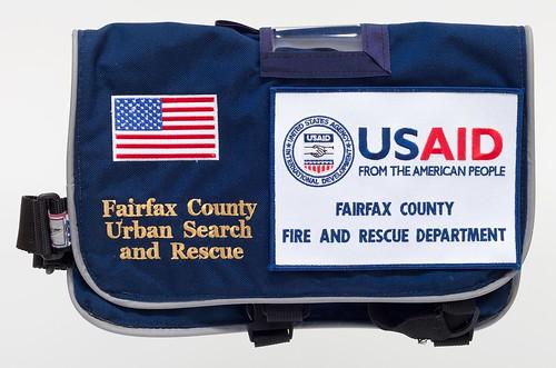 USAID Dog Vest