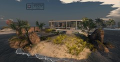 Ammos Homes (MoonsoulResident) Tags: home beach beachhome summer summerhouse landscape decor rental
