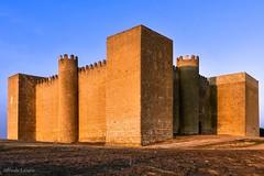 Castillo de Montealegre de Campos S.XIII (allabar8769) Tags: castillo montealegredecampos paisaje valladolid atardecer