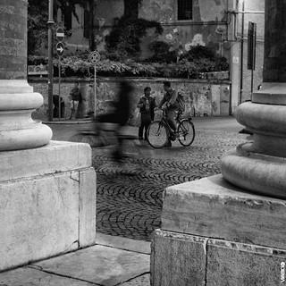 #BIKE2CHIACCHIERE #Forlì IMG_9481 quad bike2 bn_resizeA