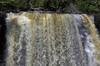 Falls gush (Aperturef64) Tags: landscape scenic hdr blackwatercanyonstateparkwv westvirginia mountains daviswv falls blackwaterfalls pentax pentaxart