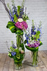 IMG_4641-3 (Garden Party Flowers) Tags: alstromeria bogmyrtle delphinium eucomis florist flowers hydrangea roses vancouver
