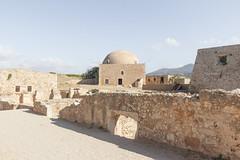 Fortezza di Rethymno (Angelo M™) Tags: rethymno creta grecia greece crete fortress fortezza moschea sultan ibrahim teatro theatre