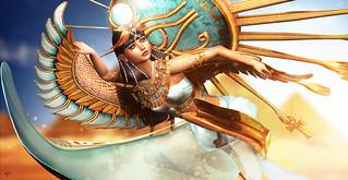 Egyptian Divine