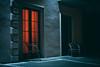 Orange Window (Lucas/mmetry) Tags: lucasymmetry night nightlights nightphotography nightshoot nightshots window chair empty seat parking room hotel hostel orange magic mysterious 50mm 50mm18stm 50mmlens canon canonphotography canonphotos canoneos dslr digitalphotography digital digitalfilmlook lookslikefilm city cinematic movie bestdslr grainisgood grain blury blur outoffocus nocturn noir