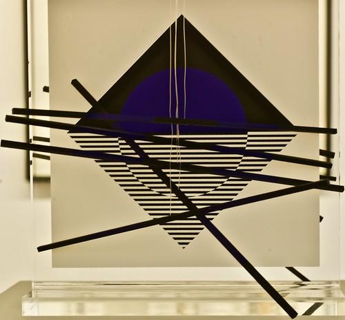 Untitled (1991) - Jesus Rafael Soto (1923-2005)