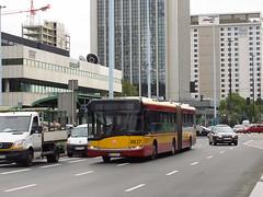 Solaris Urbino 18III, #8837, MZA Warszawa (transport131) Tags: bus autobus solaris urbino ztm warsaw mza warszawa