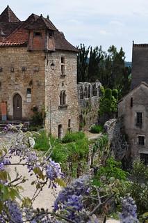 Musée Rignault, Saint Cirq Lapopie, Quercy, Lot, Occitanie, France.
