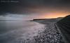 A Wild Morning (.Brian Kerr Photography.) Tags: cumbria silloth solway solwayfirth seascape seas sunrise groyne wall steps landscapephotography photography photo sony a7rii loxia zeiss21mm zeiss carlzeiss briankerrphotography briankerrphoto clouds availablelight light awildmorning stormy weather pebbles rocks sea hightide tidal ocean watersky sand beach landscape water sky bay