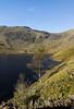 Reservoir on Ben Cruachen (Graham Cameron Himself) Tags: bencruachan bluesky infrastructure inlandlake landscape mountain oban scotland scottishloch sunshine tree unitedkingdom
