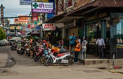 Streetphotos in Pattaya (jhemmingsen65) Tags: streetphoto motorbike motorbiketaxi beachroad pattaya chonburi thailand