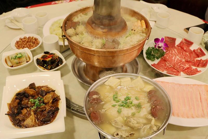 東北軒酸菜白肉鍋 正宗哈爾濱特色菜 台北中山區美食080