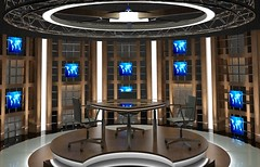 Virtual TV Studio Chat Set 17 (akerdesign) Tags: tv studio news broadcast stage television production virtual set video theater cnn abc nbc fox sports furniture podium exhibition stand design advertising demonstration display scene game light fashion piano guitar rock musicalinstruments concert