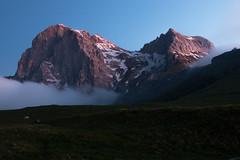 Nightfall (luigig75) Tags: gran sasso parconazionaledelgransassoemontidellalaga abruzzo italia italy canonefs1022mmf3545usm 1022 canon 70d montagne mountains clouds peak snow landscape