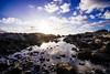 Sferracavallo (Colors in B&W) Tags: barcarello sferracavallo mare sonya7ii sunset sea