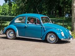 VW Käfer Smaland-Växjö 072017 6 (U. Heinze) Tags: schweden sverige smaland sweden vw käfer olympus oldtimer
