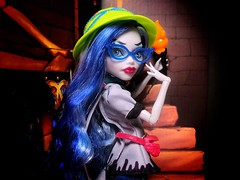 If you ask me how I feel (nevraforever) Tags: cleodenile ghouliayelps sdcc monsterhigh