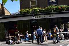 DSC_1061a Columbia Road Flower Market London The Bird Cage English Pub (photographer695) Tags: columbia road flower market london the bird cage english pub