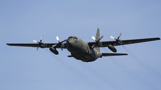 Austrian Lockheed C-130K