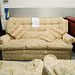 3+1+1 gold and cream mix fabric suite E300 to clear