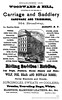 1889 woodward & hill carriage & saddlery hardware & trimmings (albany group archive) Tags: albany ny history 1889 woodward hill carriage saddlery hardware trimmings broadway 1880s old vintage photos picture photo photograph historic historical hamilton