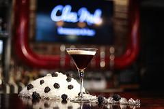 Black Forest Martini (Malmaison Hotels & Brasseries) Tags: 2017 malmaison funky hotel interiors leeds mal neon tourism travel
