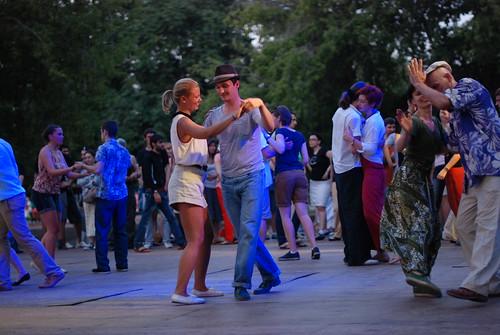 Dance figures #1 ©  Andrey