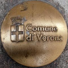 Comune di Verona (sq#0614) (Navi-Gator) Tags: squaredcircle circle words verona italy