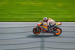 MotoGP (CHCaptures) Tags: 26 danipedrosa honda motogp motorcycle motorsport redbullring sony spielberg styria a6000 ilce6000 orange outdoor sel70200g speed velocity