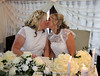 Just Married - Mercure Haydock Hotel - 12th August 2017 (Sam Rigby Photo) Tags: lgbt mercure haydock hotel wedding day married wife photography photographer canon roses bouquets gay flag same brides