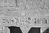 Cartouche of Ramses III (berniedup) Tags: medinethabu luxor egypt ramsesiii temple cartouche