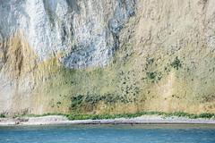 Kreideküste im Nationalpark Jasmund, Rügen (draussenansichten) Tags: geologieundgeomorphologie gestein jasmund kliff kreide landschaft landschaftsformen rügen steilküste