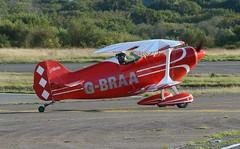 G-BRAA (goweravig) Tags: gbraa pitts special swansea wales uk swanseaairport visiting aircraft