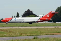 G-OSRB B727-200F T2 Aviation (MM Aviation Photography) Tags: boeing 727 b722f 727200 t2aviation gosrb maastricht mst ehbk oilspillresponse
