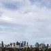 A wide view of Melbourne