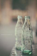 CocaCola (Graella) Tags: cocacola cola coke bebida drink dúo dos par stilllife botellas bottles vintge juegolvm crazycouples smileonsaturday
