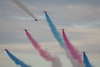 Streamers (David Blandford photography) Tags: redarrows isle wight shieldhall cowes week southamptonwater hampshire