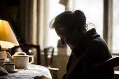 Mima (esztervaly) Tags: grandmother silhouette alone life portrait moment background backlight backlighting window windowlight portraitwoman portraitphotography portraiture old woman womanportrait afternoontea afternoon room face grandmotherportrait people indoor memories